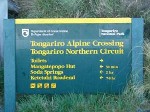 tongariro crossing shuttles